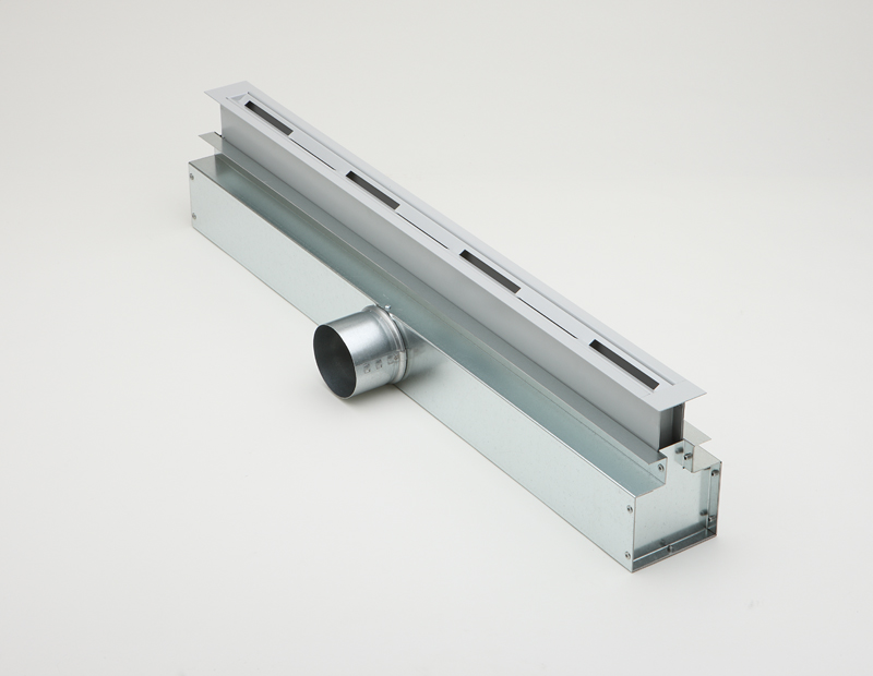 LINEAR SLOT AIR DIFFUSER | UFAD - UNDERFLOOR AIR DISTRIBUTION | Air  Conditioning and Ventilation Equipments